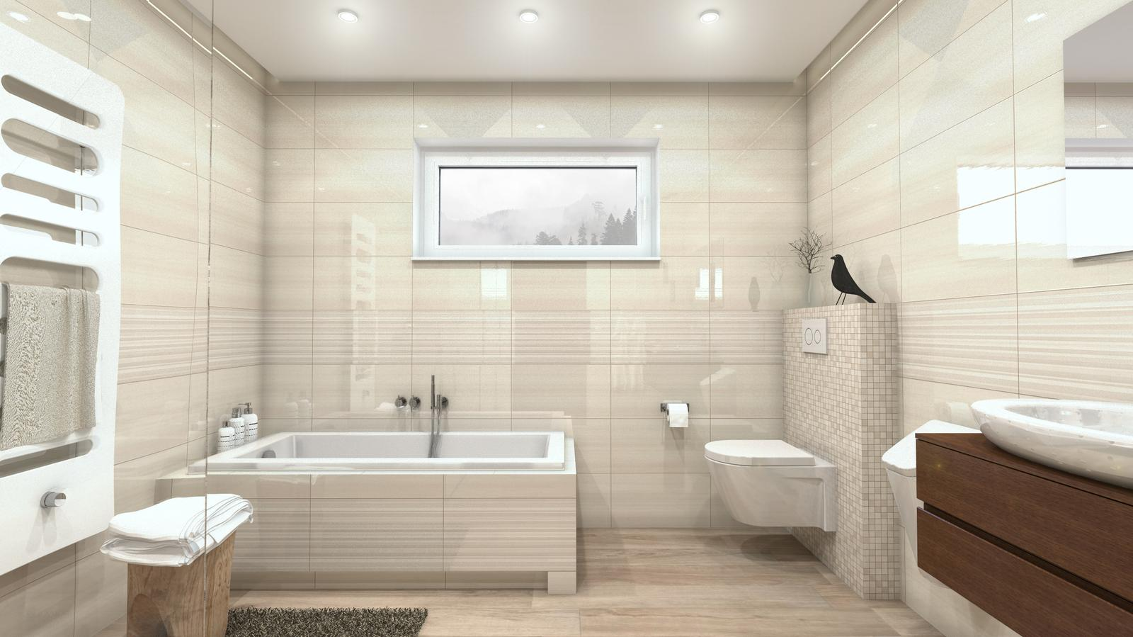 Vizualizácie kúpeľní - Obrázok č. 58