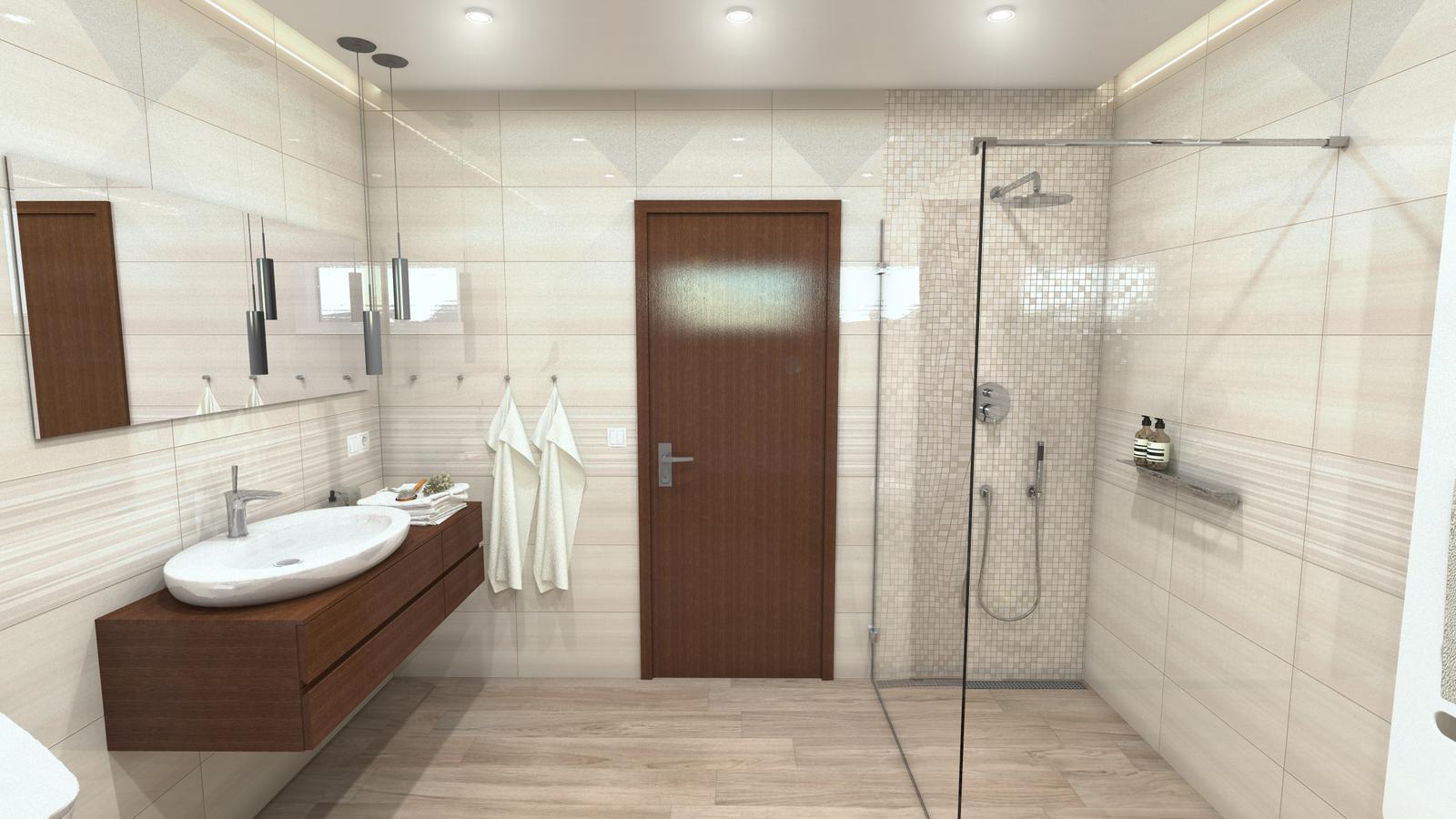 Vizualizácie kúpeľní - Obrázok č. 59
