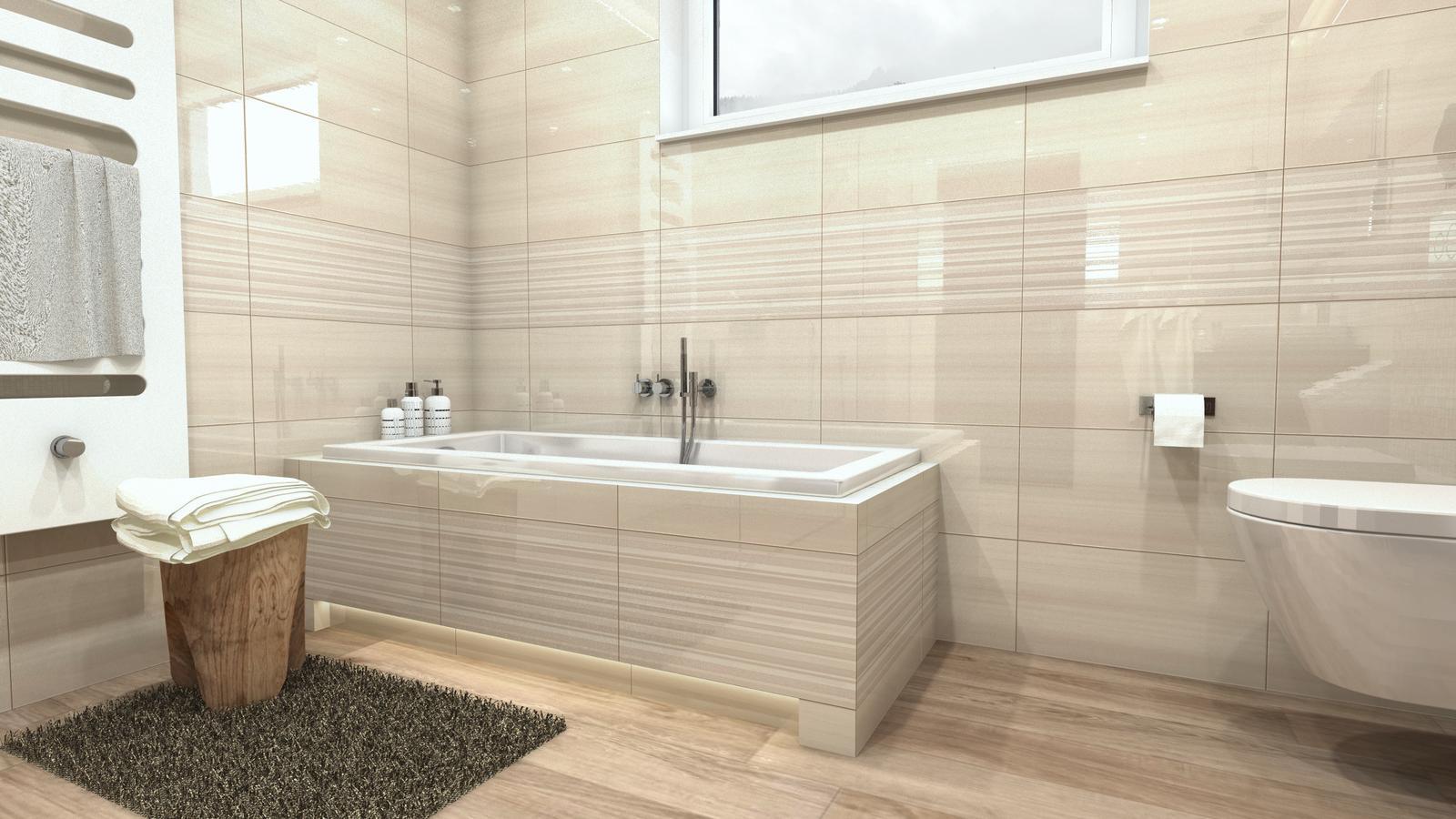 Vizualizácie kúpeľní - Obrázok č. 60