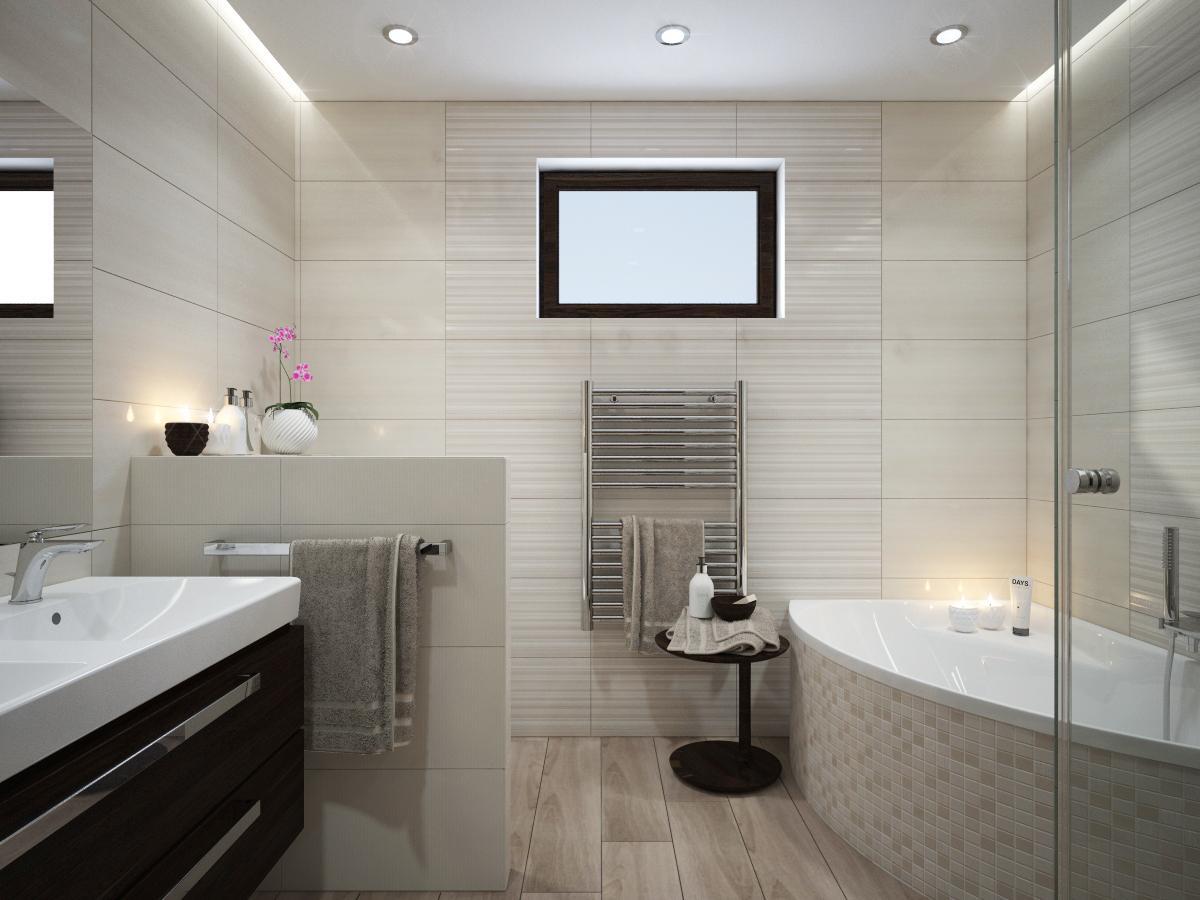 Vizualizácie kúpeľní - Obrázok č. 65