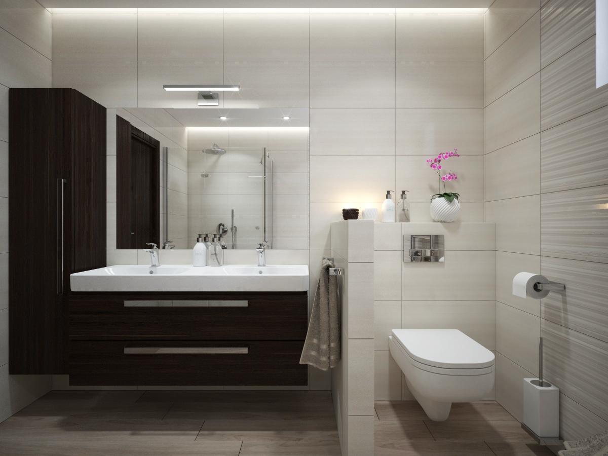 Vizualizácie kúpeľní - Obrázok č. 66