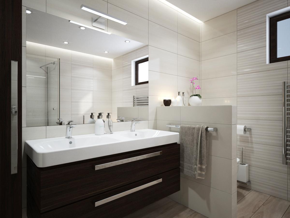 Vizualizácie kúpeľní - Obrázok č. 67