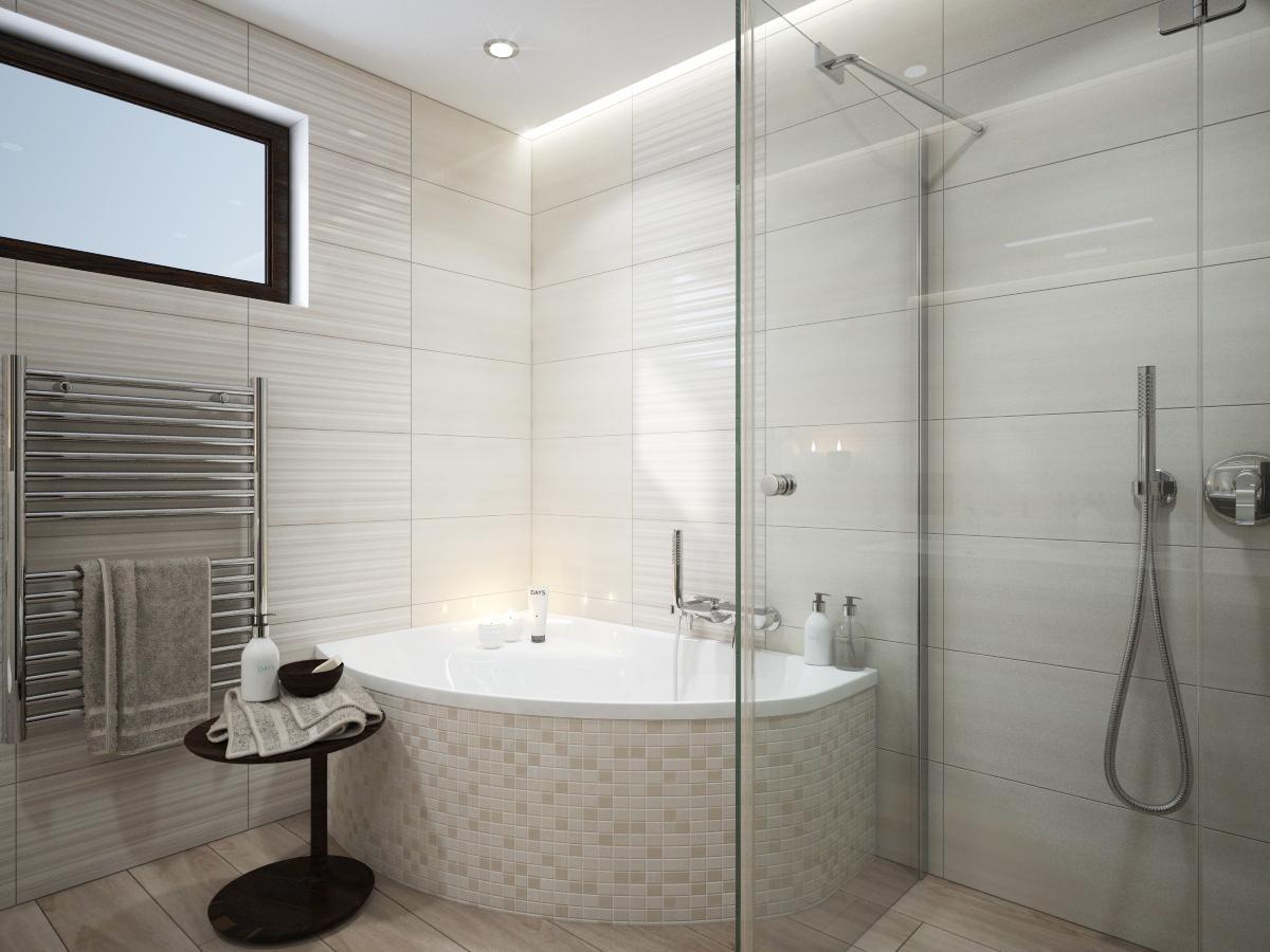 Vizualizácie kúpeľní - Obrázok č. 68