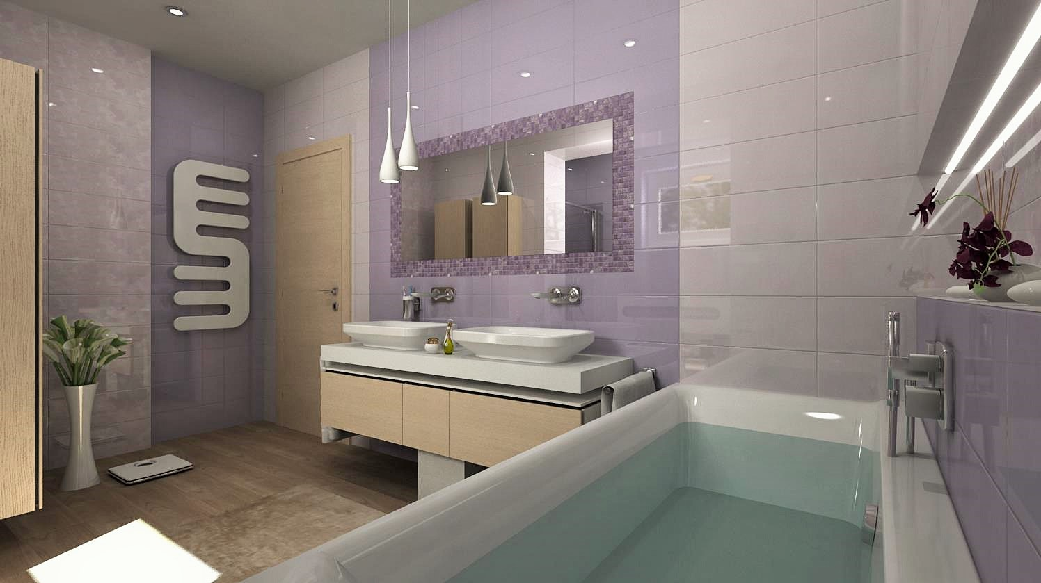 Vizualizácie kúpeľní - Obrázok č. 73