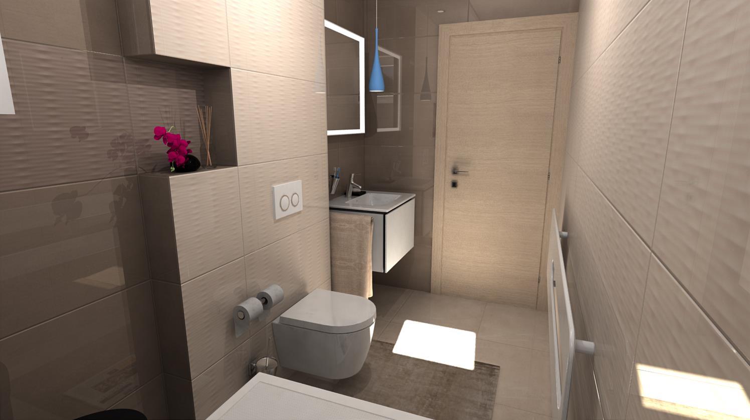 Vizualizácie kúpeľní - Obrázok č. 74