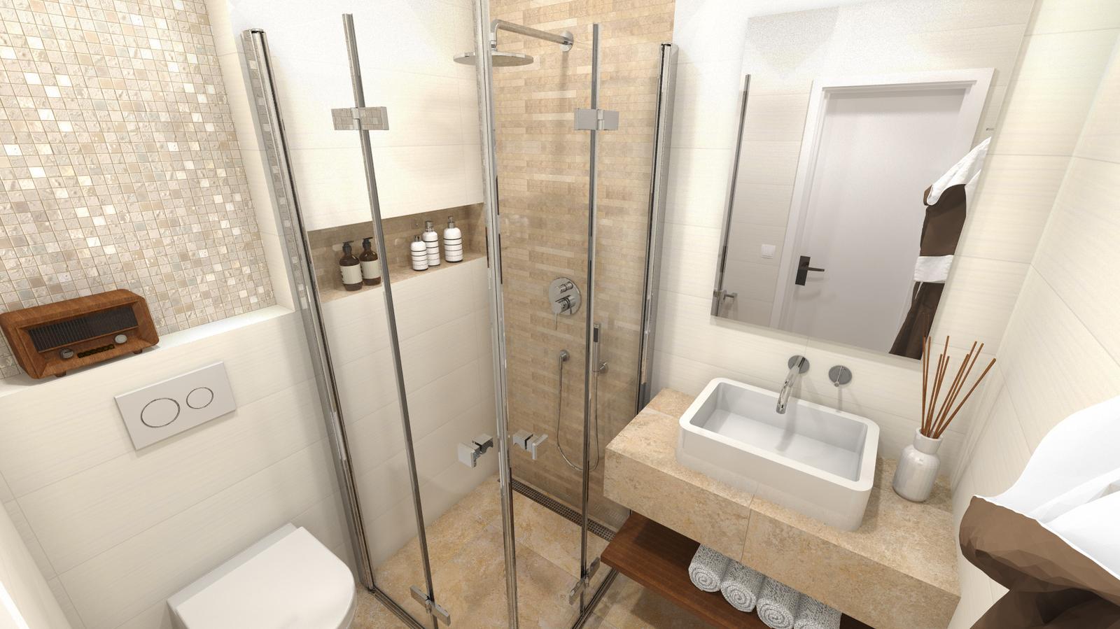Vizualizácie kúpeľní - Obrázok č. 94