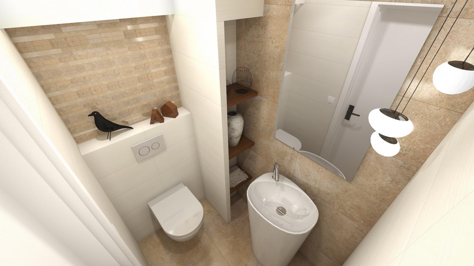 Vizualizácie kúpeľní - Obrázok č. 95