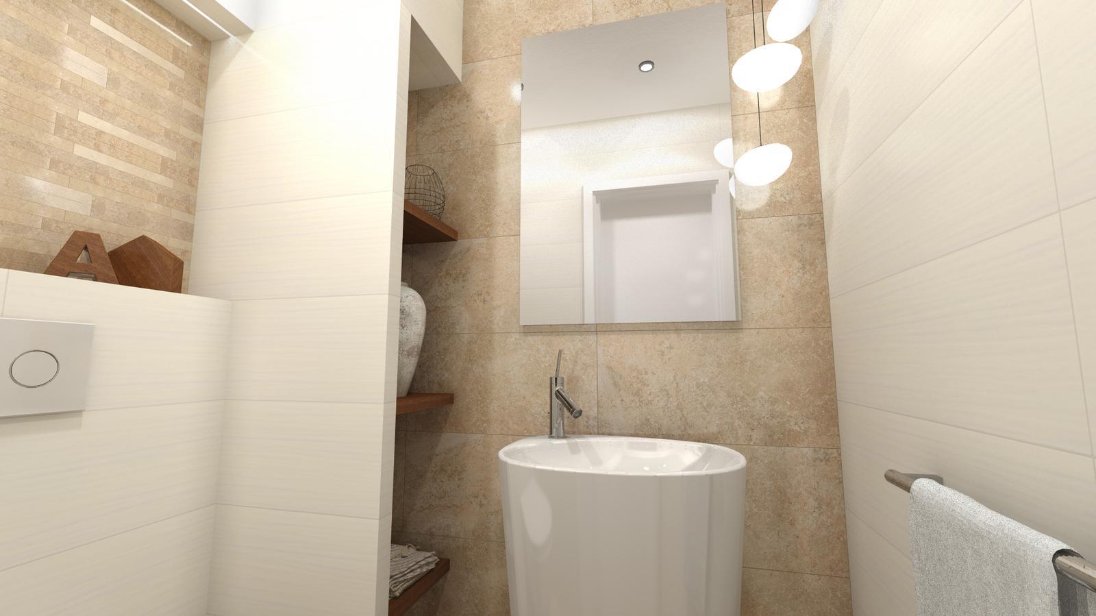Vizualizácie kúpeľní - Obrázok č. 96