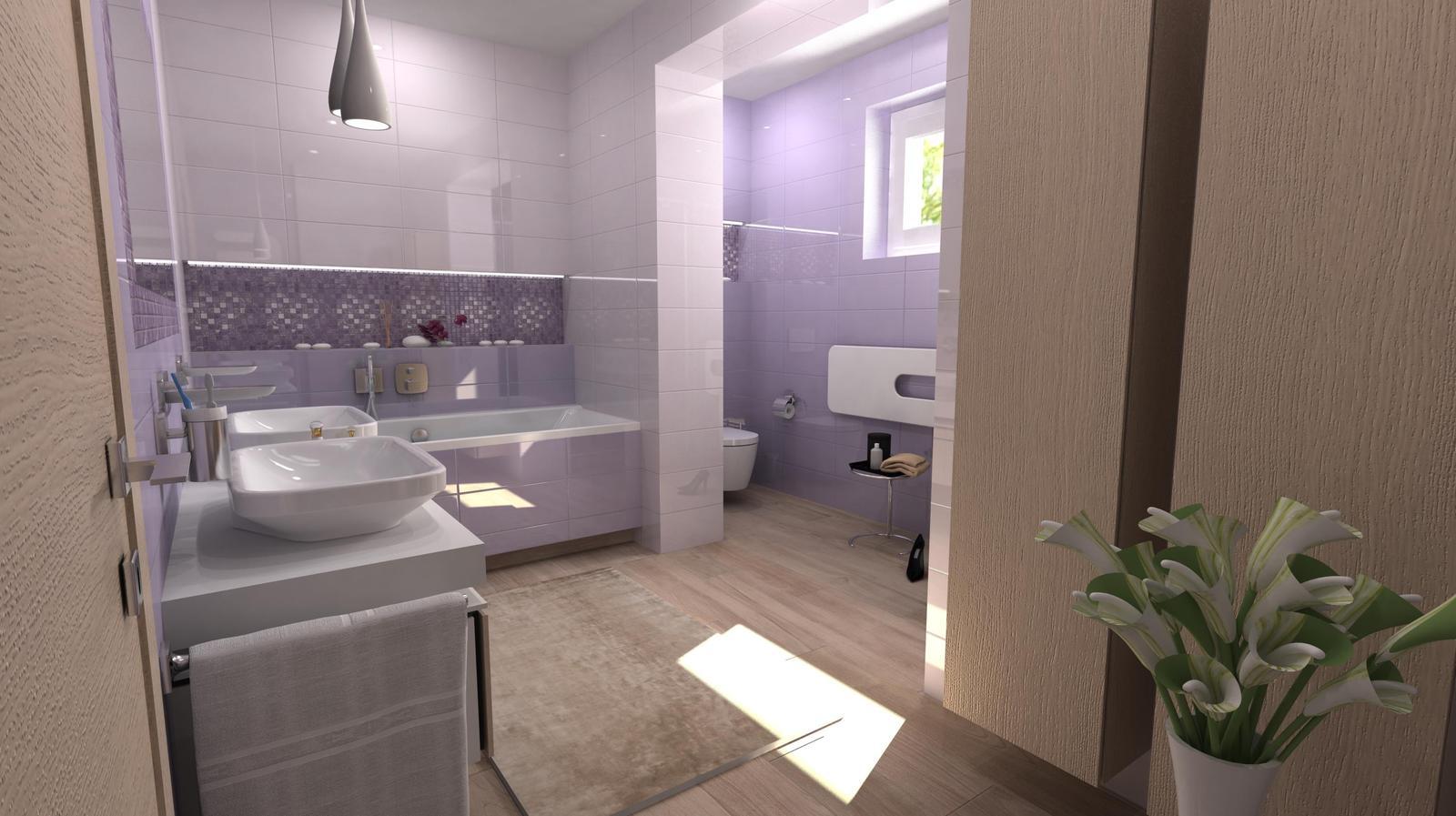 Vizualizácie kúpeľní - Obrázok č. 99