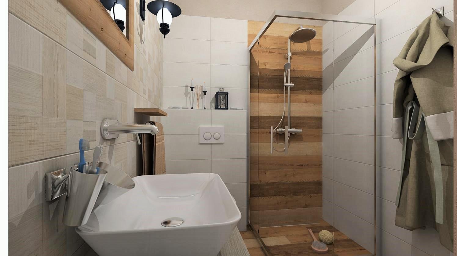 Vizualizácie kúpeľne - Obrázok č. 6