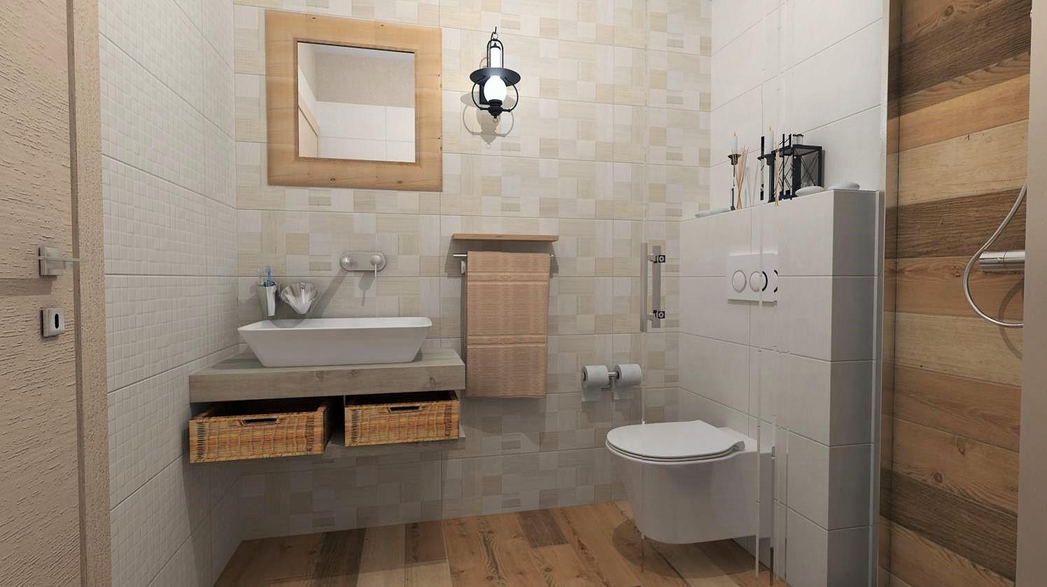 Vizualizácie kúpeľne - Obrázok č. 7
