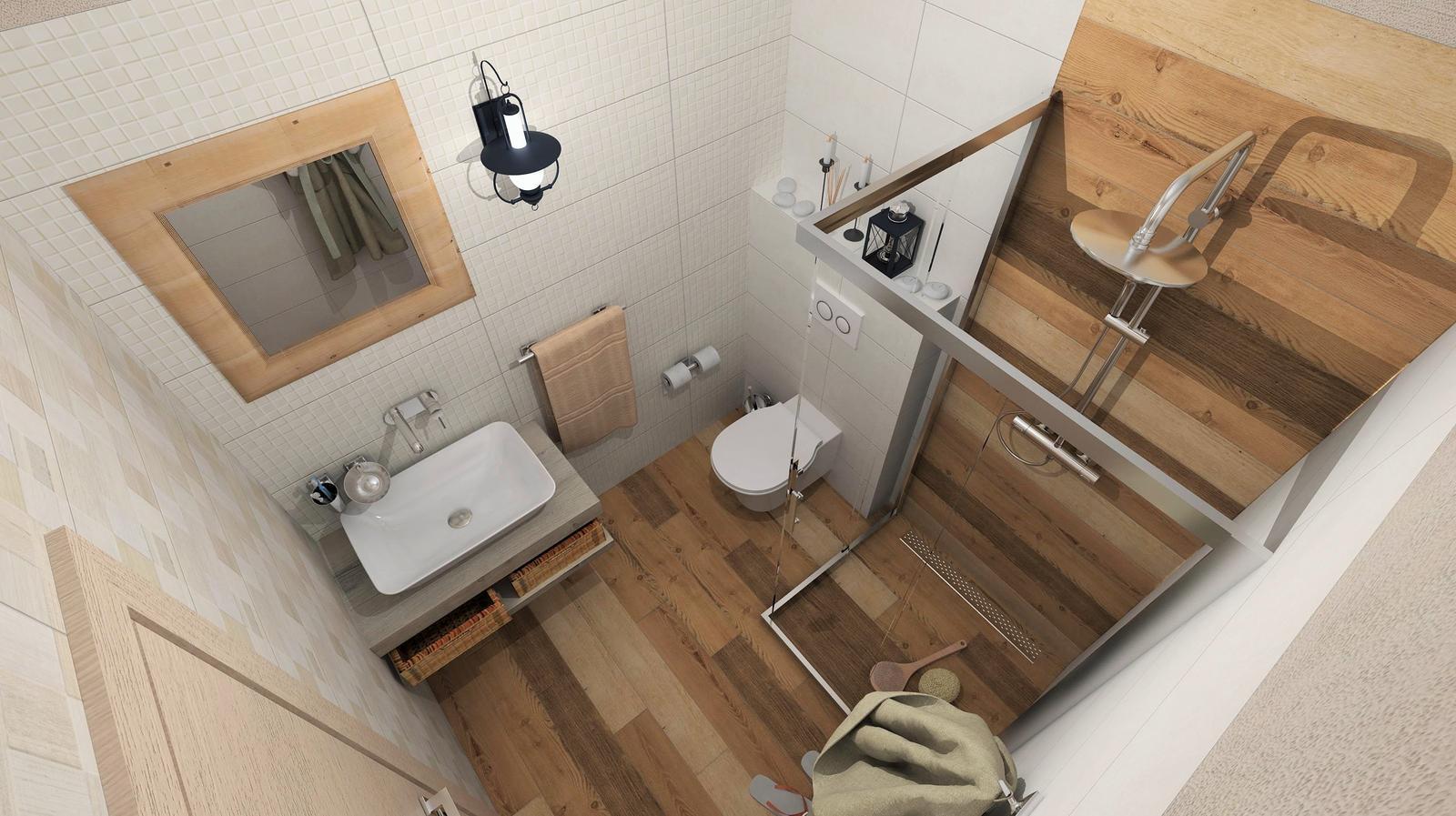Vizualizácie kúpeľne - Obrázok č. 8