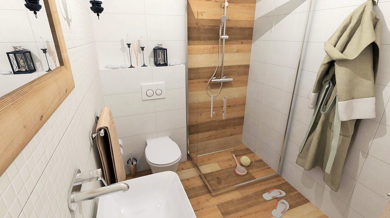 Vizualizácie kúpeľne - Obrázok č. 9