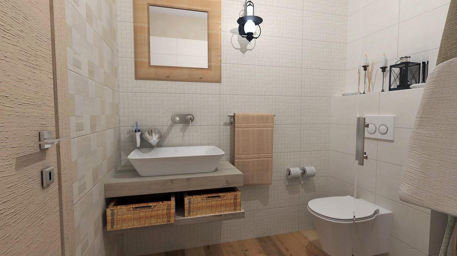 Vizualizácie kúpeľne - Obrázok č. 10
