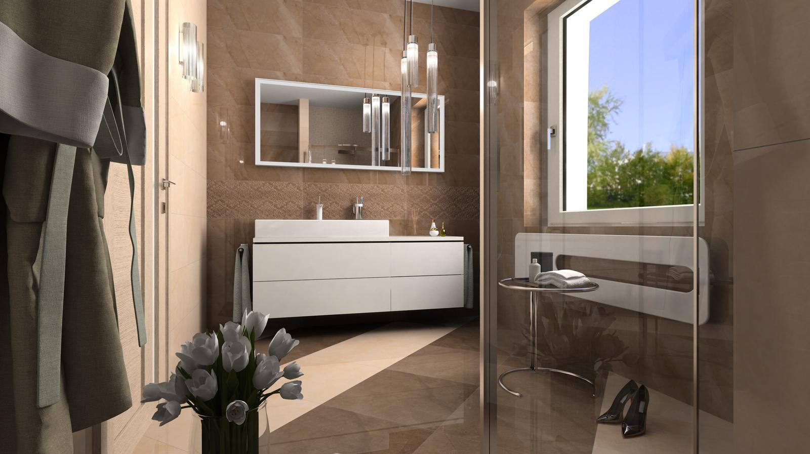 Vizualizácie kúpeľne - Obrázok č. 16