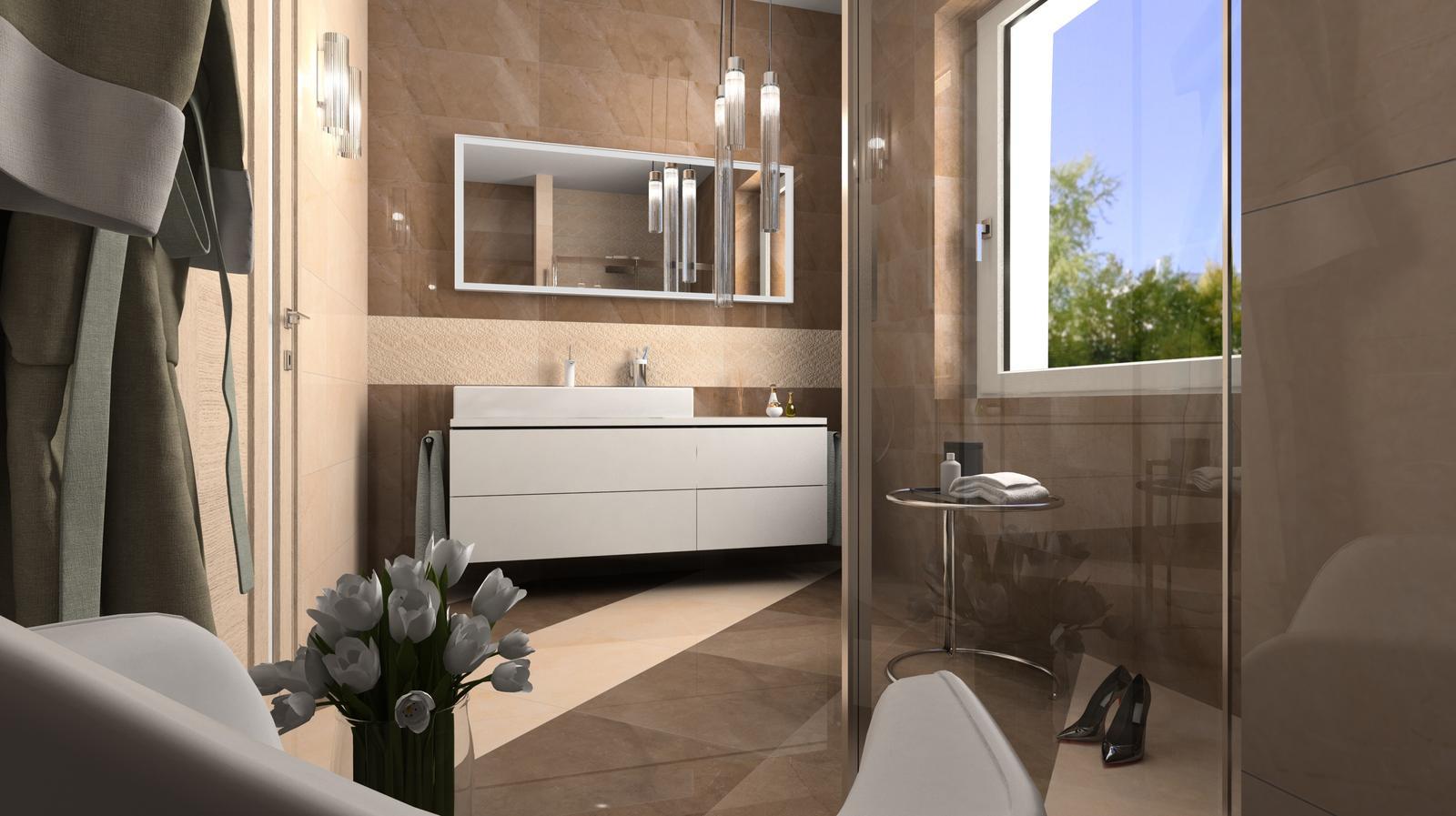 Vizualizácie kúpeľne - Obrázok č. 15
