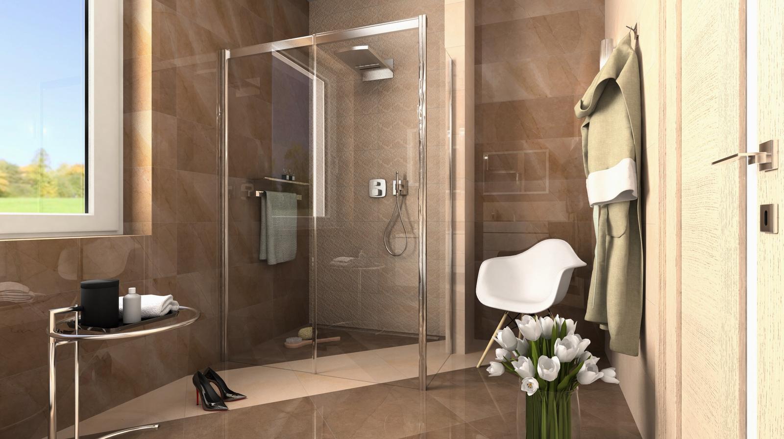 Vizualizácie kúpeľne - Obrázok č. 17