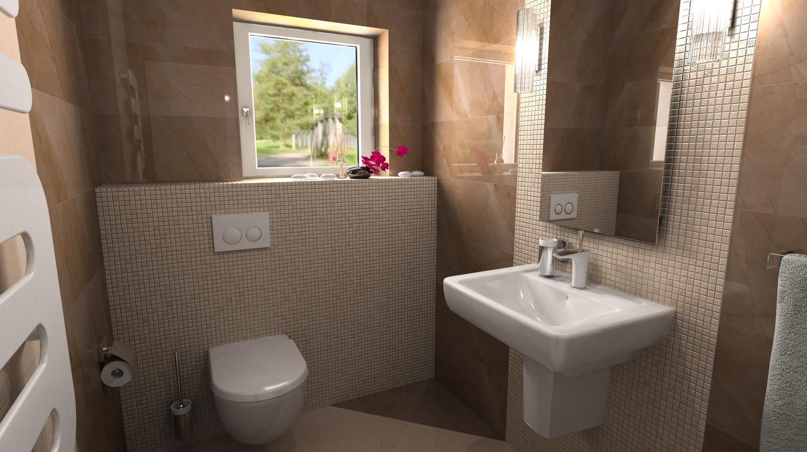 Vizualizácie kúpeľne - Obrázok č. 18