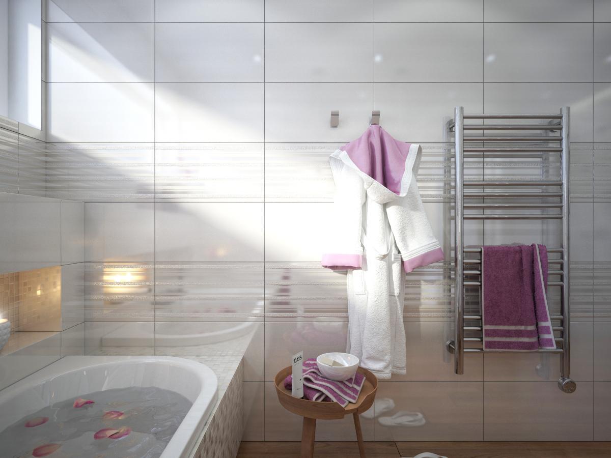 Vizualizácie kúpeľne - Obrázok č. 27