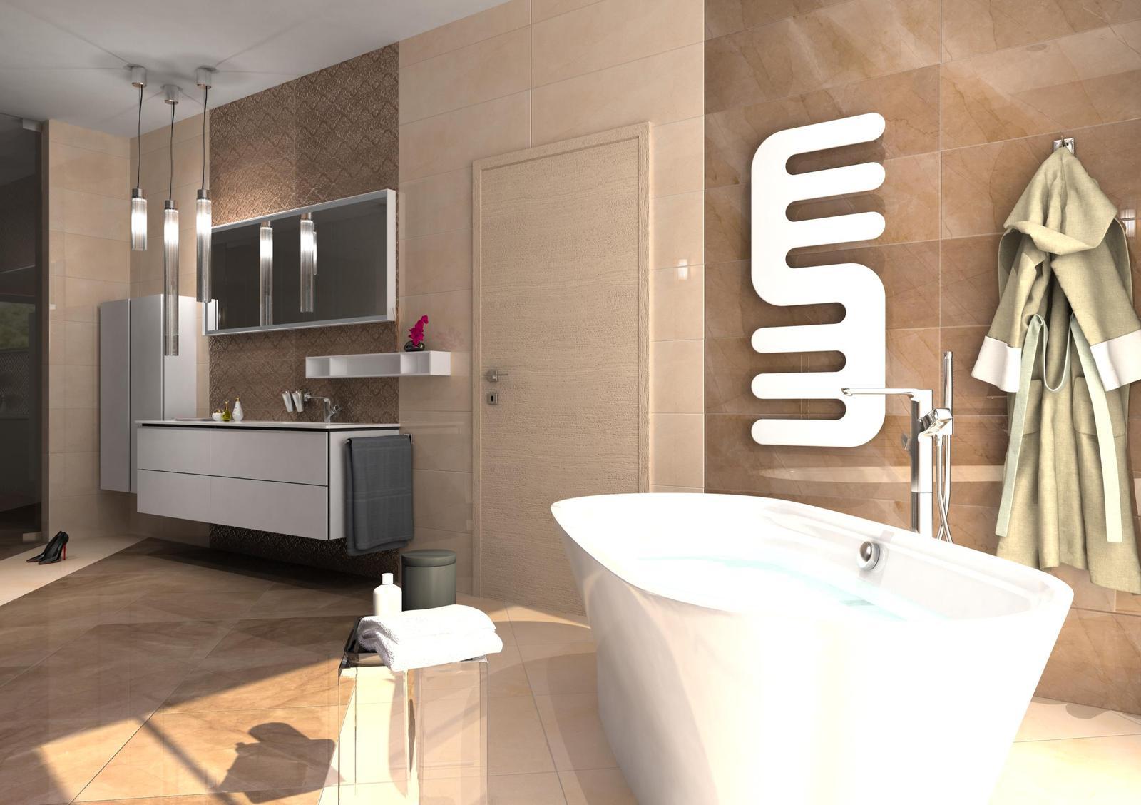 Vizualizácie kúpeľne - Obrázok č. 31