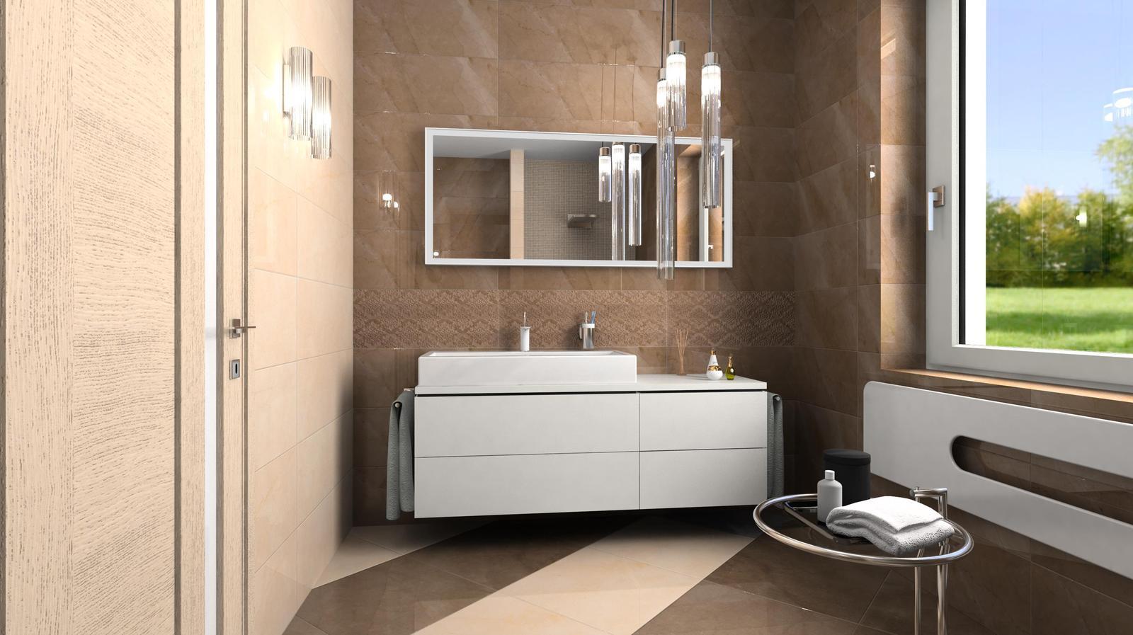 Vizualizácie kúpeľne - Obrázok č. 33