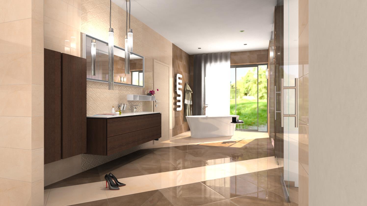 Vizualizácie kúpeľne - Obrázok č. 32