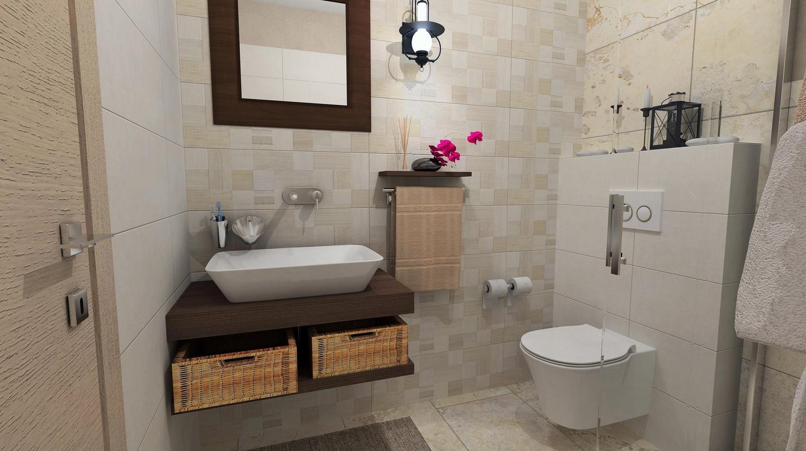 Vizualizácie kúpeľne - Obrázok č. 35
