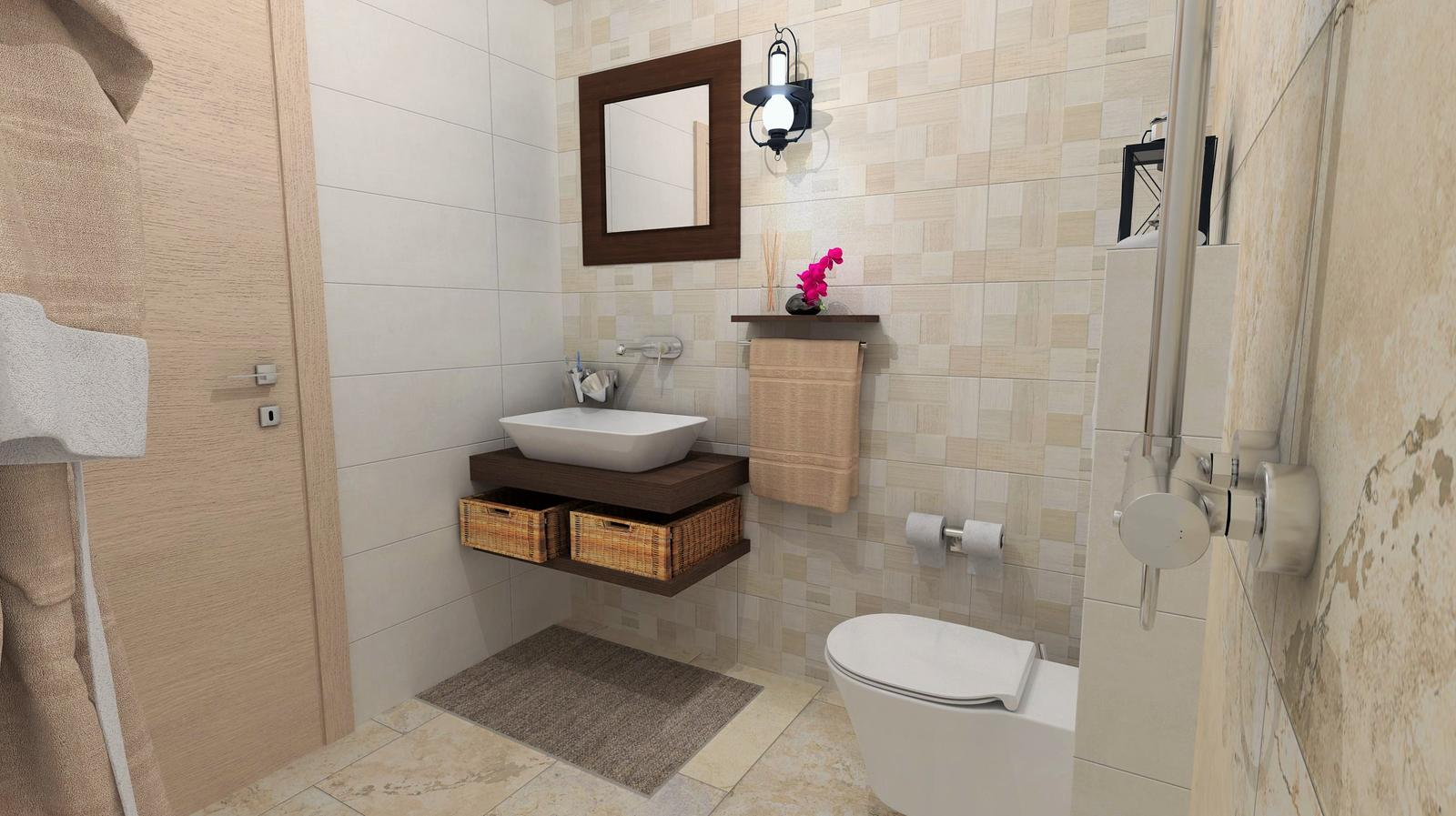 Vizualizácie kúpeľne - Obrázok č. 36