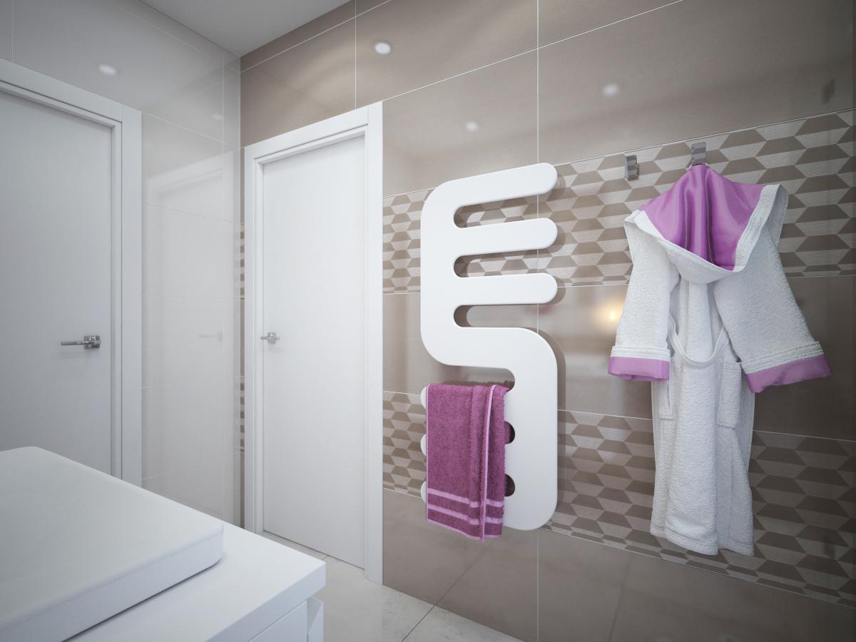 Vizualizácie kúpeľne - Obrázok č. 44