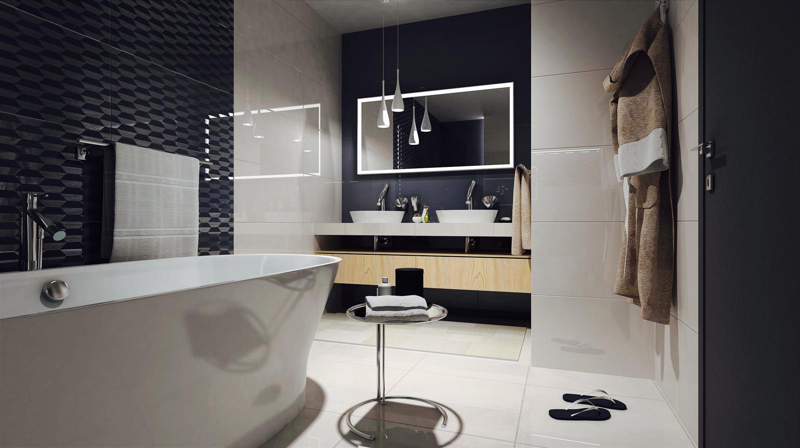 Vizualizácie kúpeľne - Obrázok č. 45