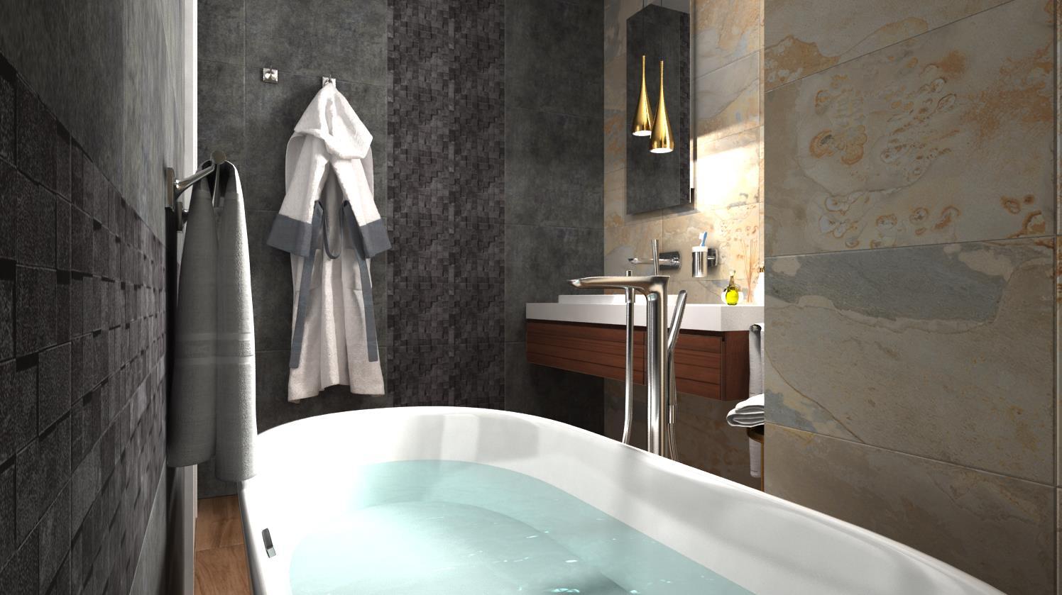 Vizualizácie kúpeľne - Obrázok č. 54