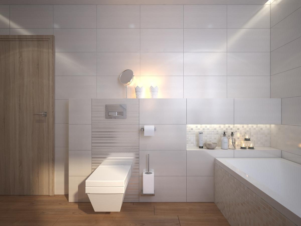 Vizualizácie kúpeľne - Obrázok č. 59
