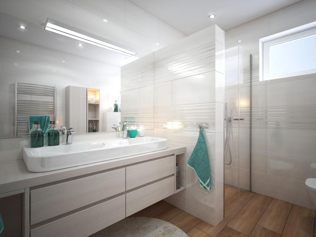 Vizualizácie kúpeľne - Obrázok č. 63