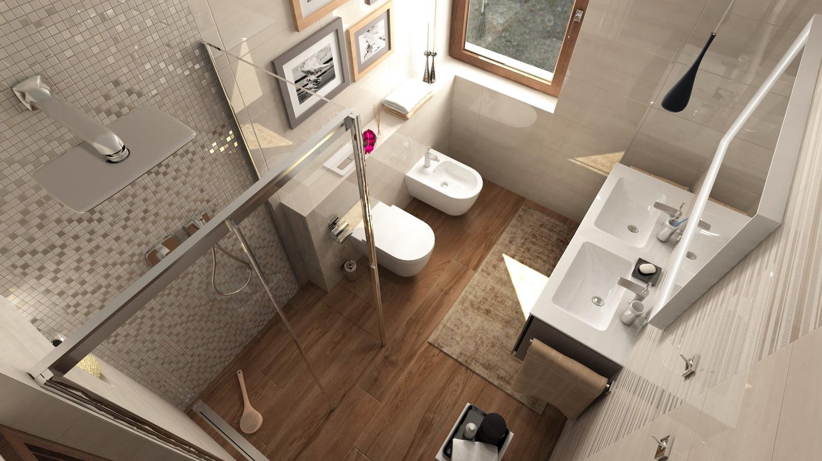 Vizualizácie kúpeľne - Obrázok č. 68