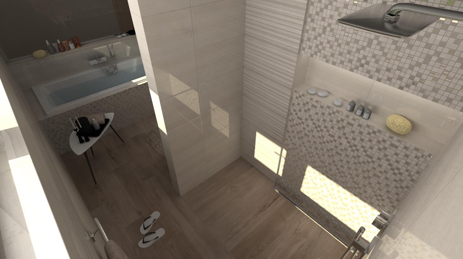 Vizualizácie kúpeľne - Obrázok č. 72