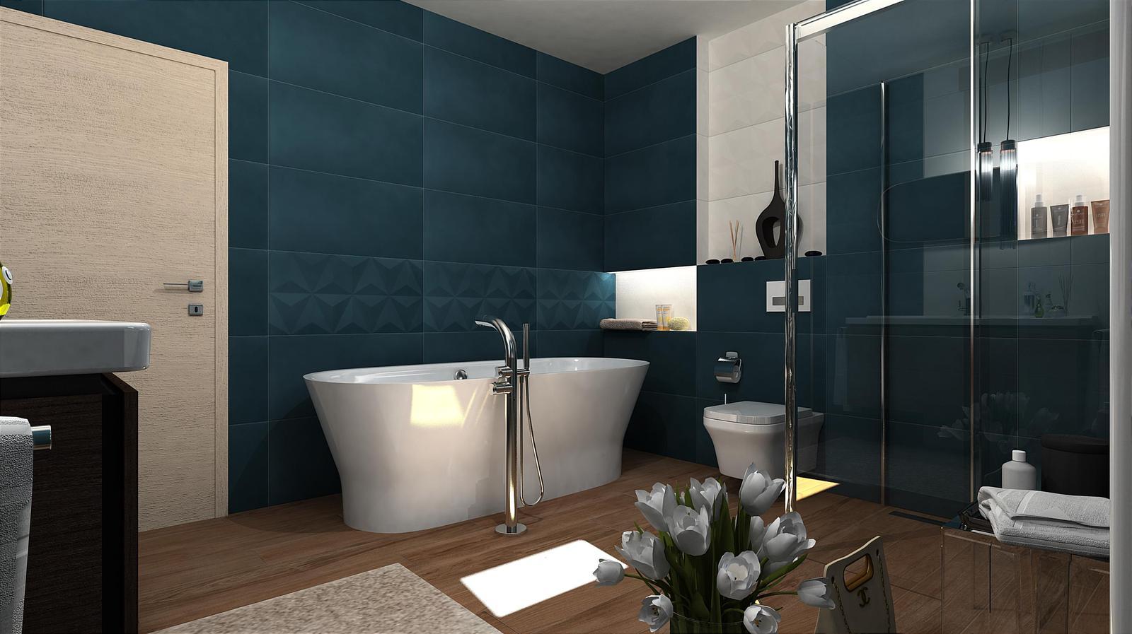 Vizualizácie kúpeľne - Obrázok č. 75
