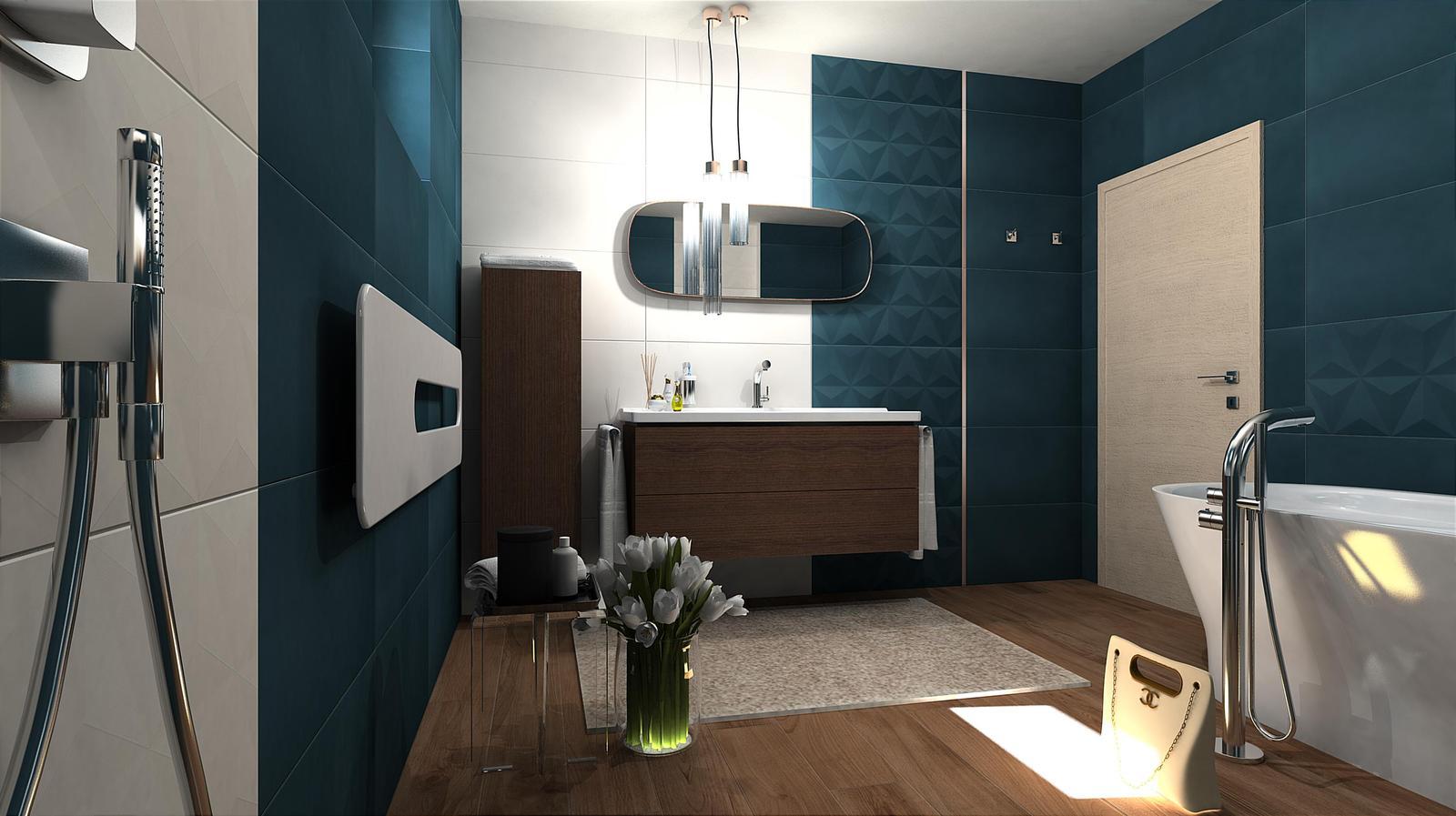 Vizualizácie kúpeľne - Obrázok č. 76