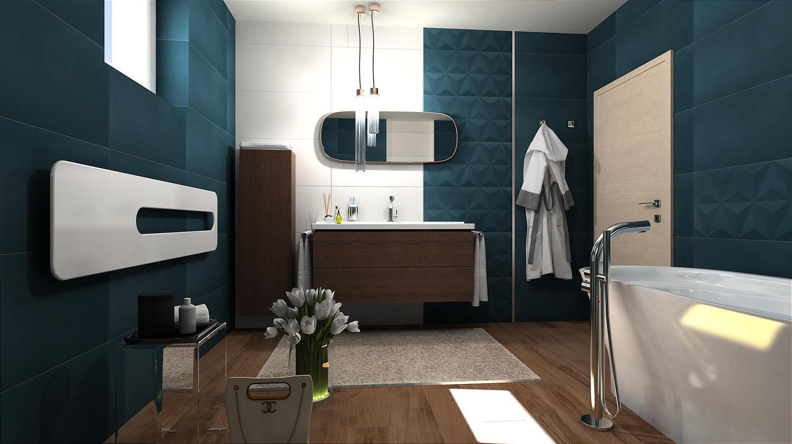 Vizualizácie kúpeľne - Obrázok č. 78