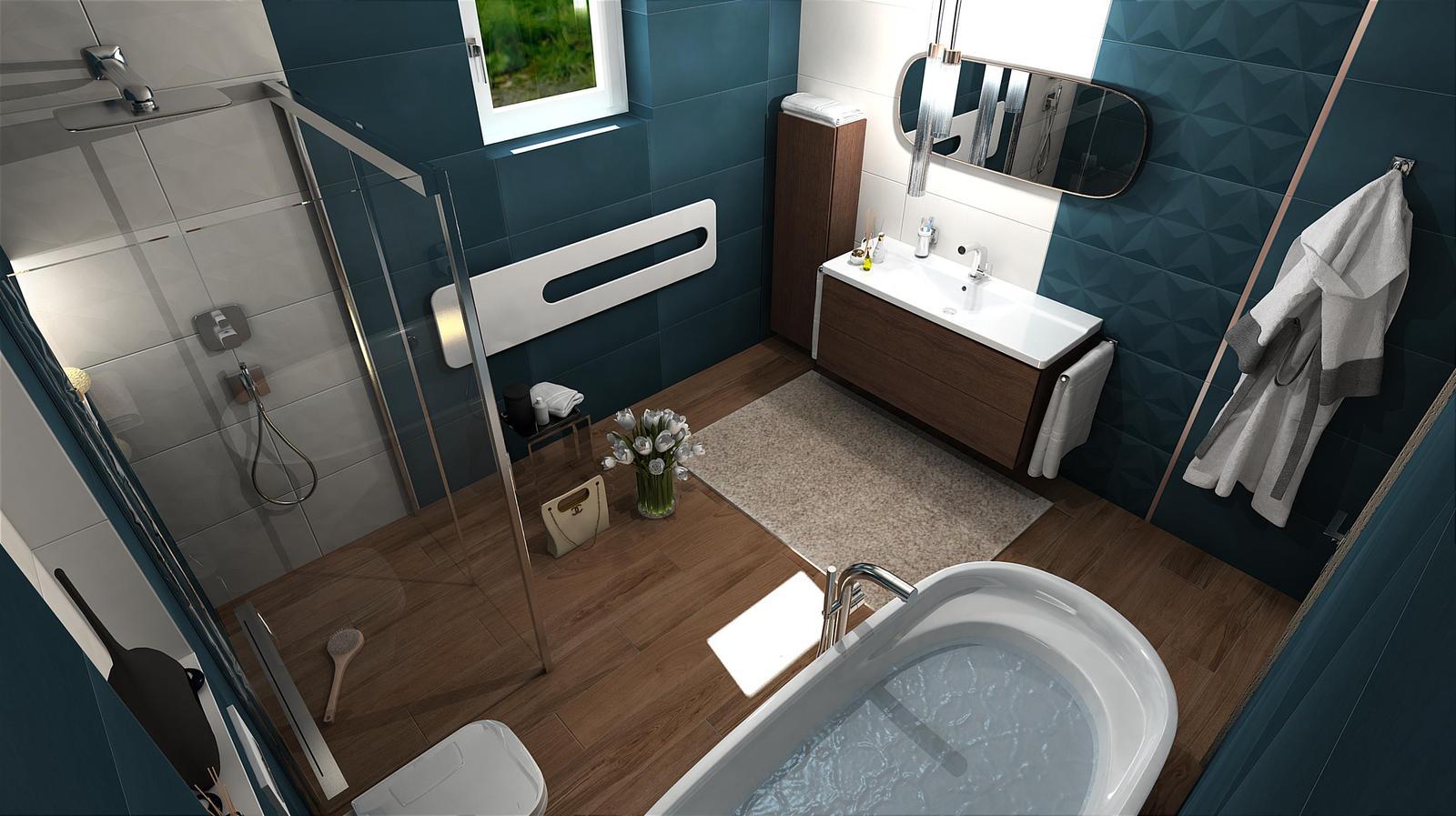 Vizualizácie kúpeľne - Obrázok č. 79