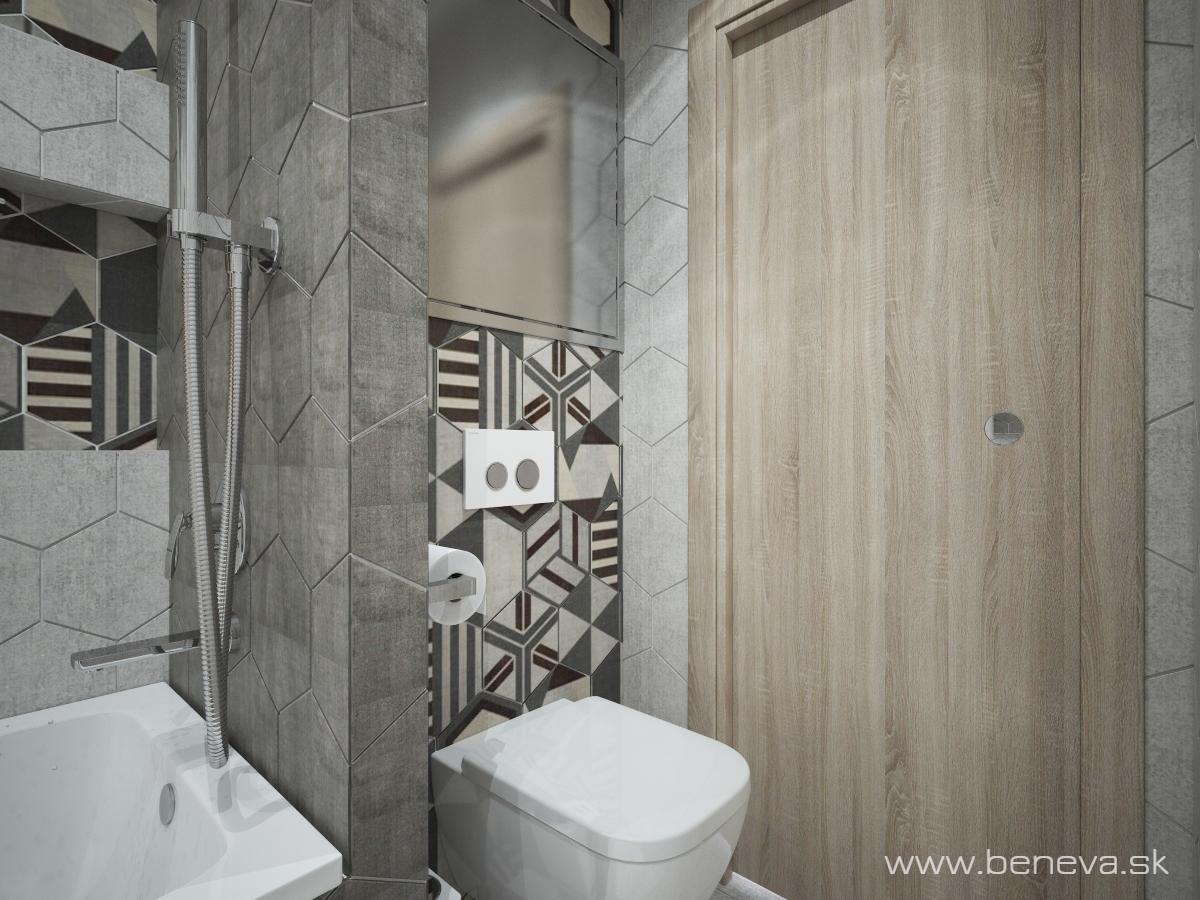 Vizualizácie kúpeľne - Obrázok č. 97