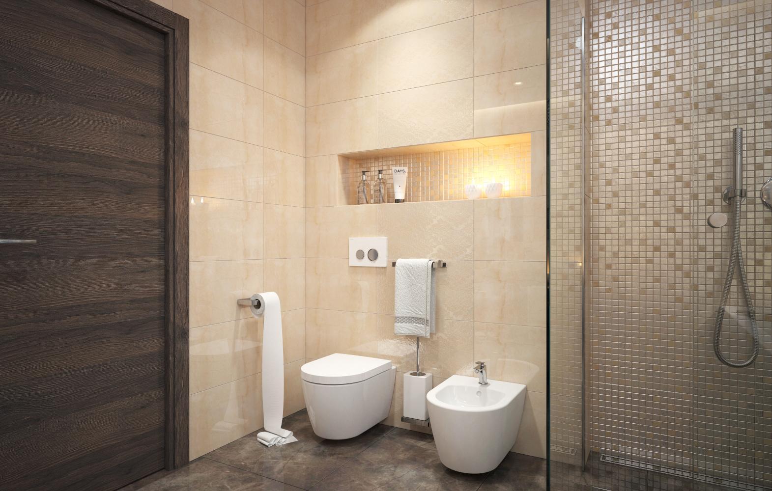 // Vizualizácia kúpeľne // - Obrázok č. 78