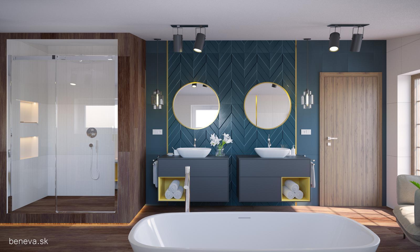 // Vizualizácia kúpeľne // - Obrázok č. 1