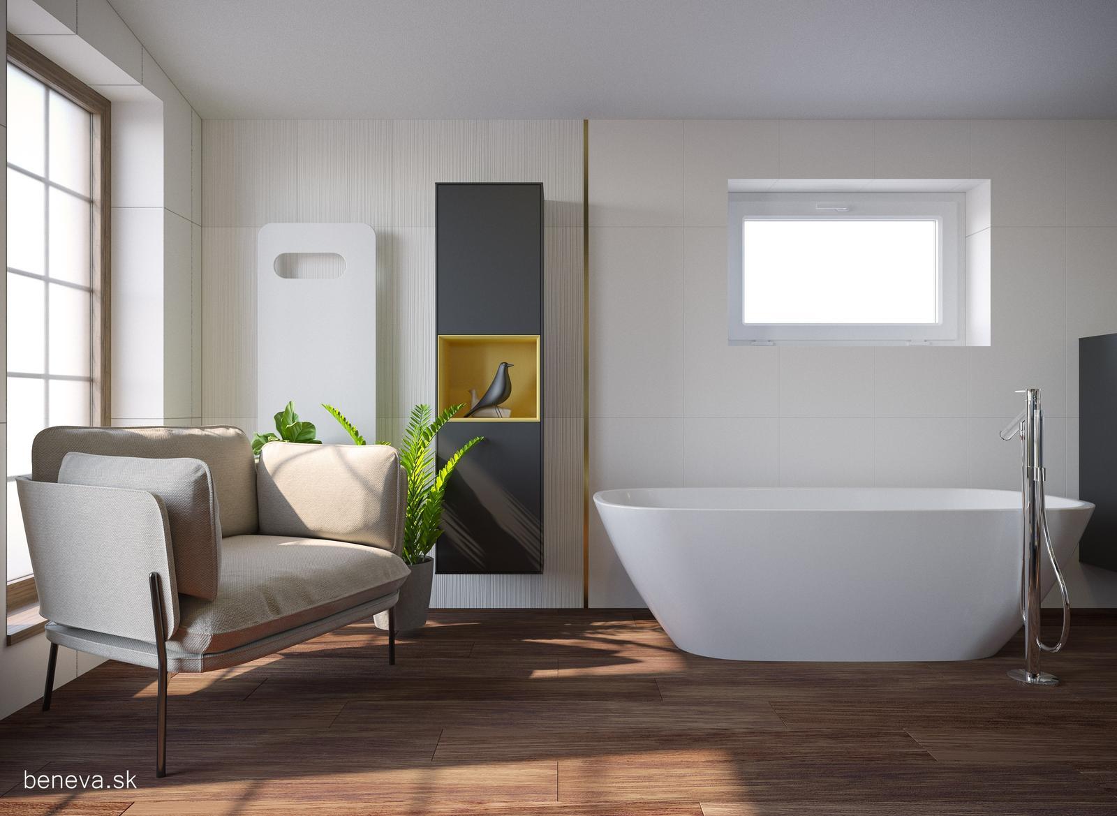 // Vizualizácia kúpeľne // - Obrázok č. 3