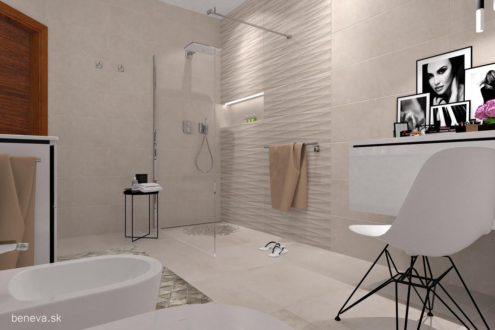 3D návrhy kúpeľní / Vizualizácie - Obrázok č. 14