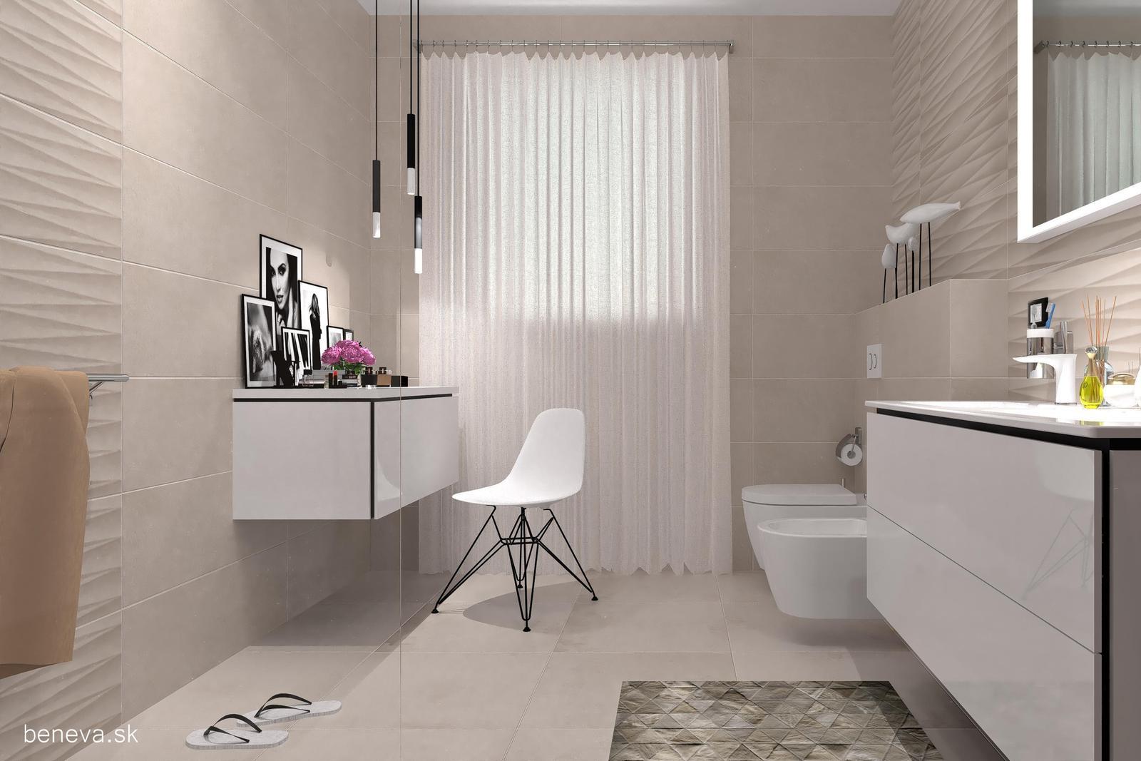 3D návrhy kúpeľní / Vizualizácie - Obrázok č. 16