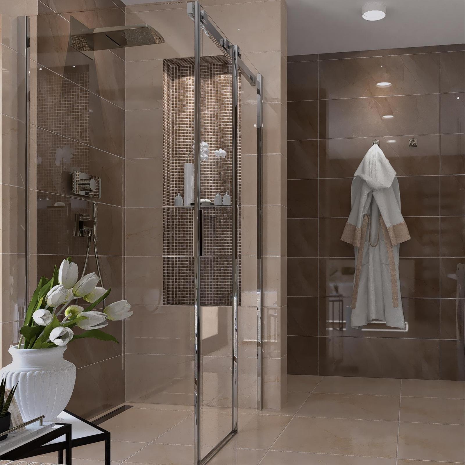 3D návrhy kúpeľní / Vizualizácie - Obrázok č. 18