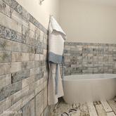 Malá kúpeľňa / Vizualizácia