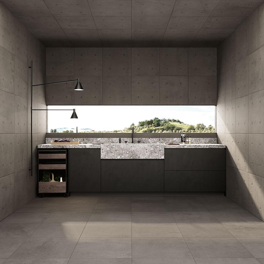 Dlažba imitácia betónu - Obrázok č. 12