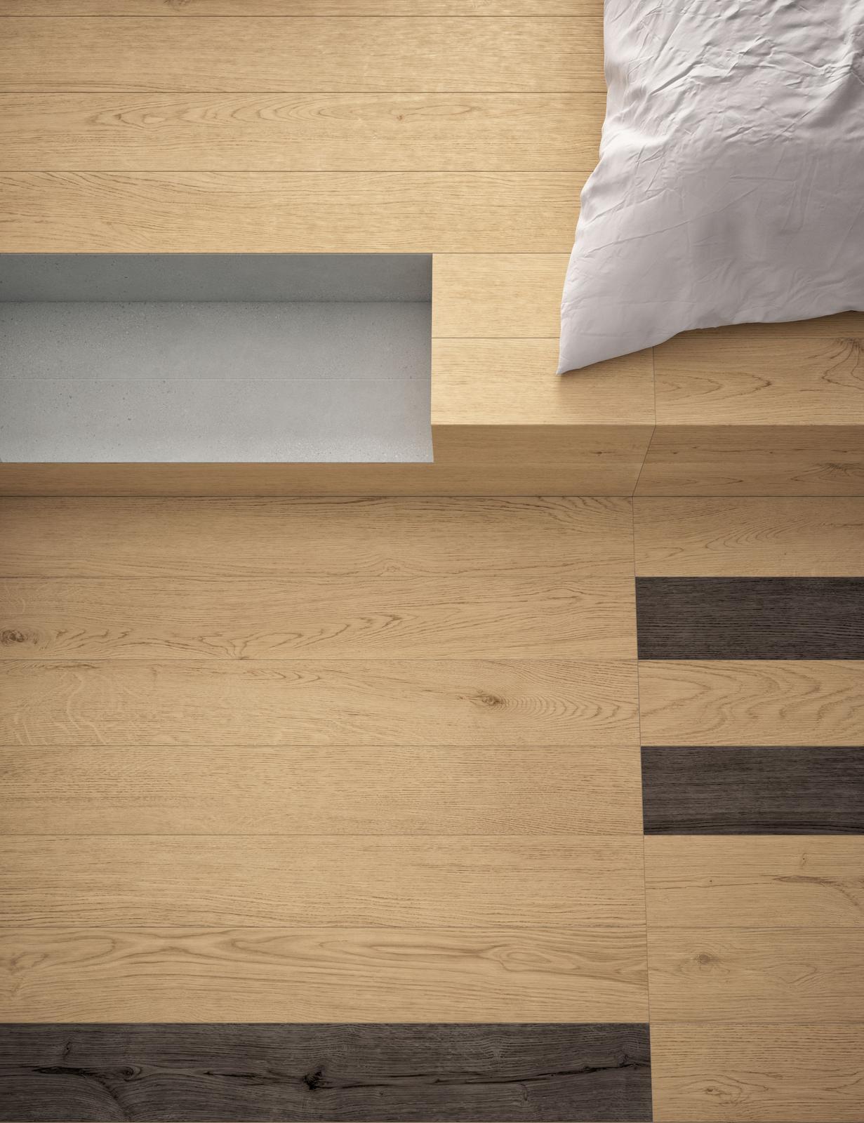 Dlažba imitácia dreva - Dlažba Blond 15x120