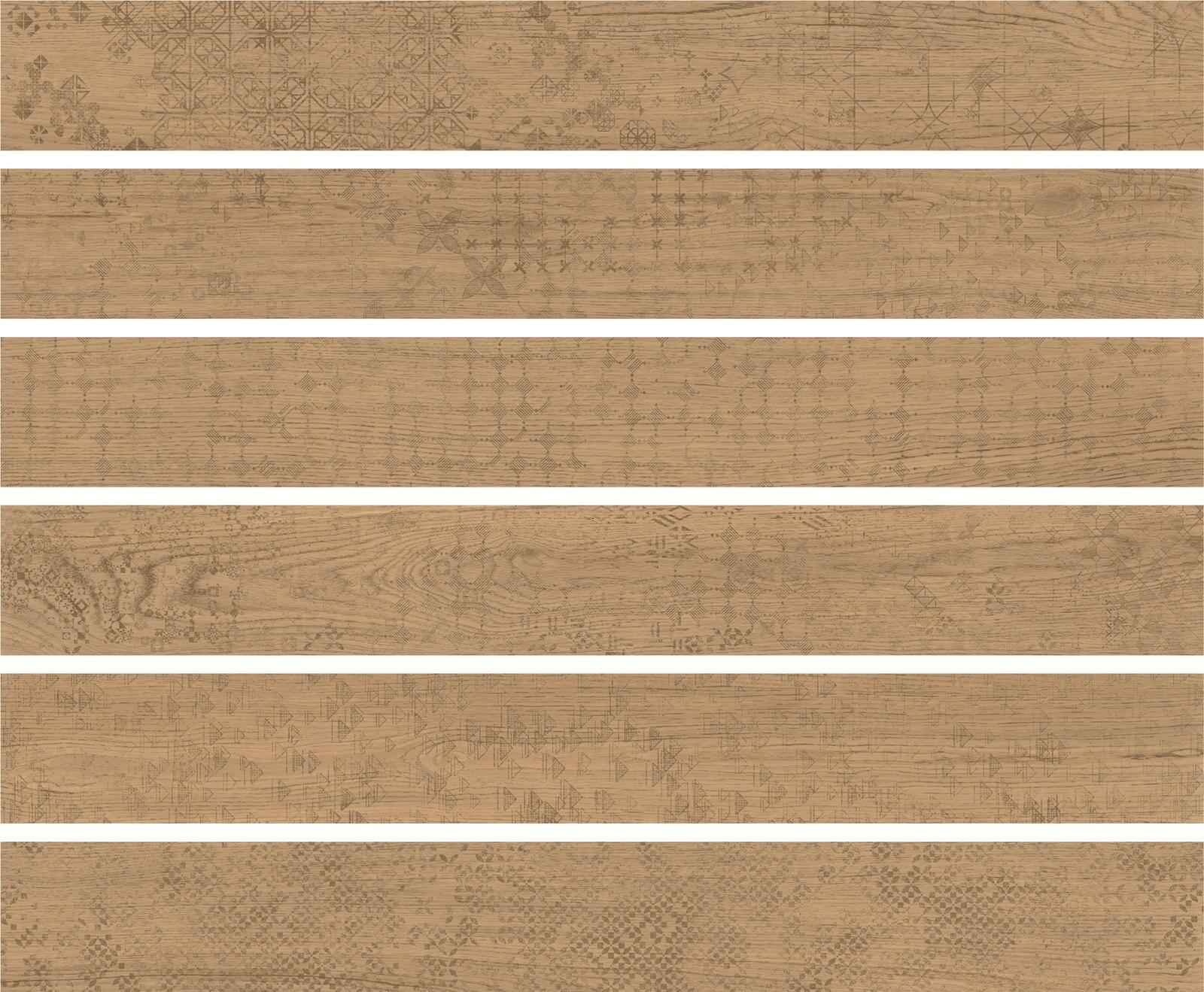 Dlažba imitácia dreva - Dekor Folk